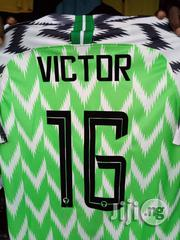 Pay On Delivery Nigerian Jersey | Clothing for sale in Rivers State