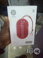 Supreme B&O Play By Bany&Olufsen P2 Bluetooth Speaker | Audio & Music Equipment for sale in Lagos State, Ikeja