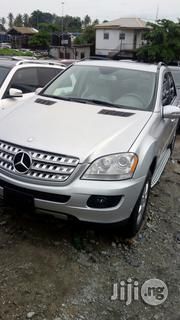 Mercedes-benz ML 2007 Silver | Cars for sale in Lagos State, Lagos Mainland