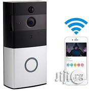 Wi-fi Video Doorbell, Smart Doorbell 720P HD Wifi Security | Home Appliances for sale in Lagos State, Ikeja