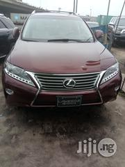 Tokunbo Lexus Rx 350 2014 Brown | Cars for sale in Lagos State, Apapa