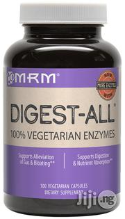Digest-all Digestive Enzymes For Digestion And Nutrient Absorption | Vitamins & Supplements for sale in Lagos State, Amuwo-Odofin