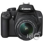 Professional DSLR Canon 1000d Camera | Photo & Video Cameras for sale in Lagos State, Ikeja