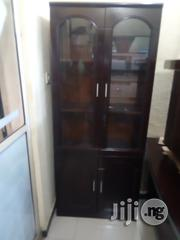 This Is a High Quality Book Shelve With Two Door . | Furniture for sale in Lagos State, Yaba