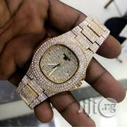 Patek Philippe Full Diamond Wristwatch | Watches for sale in Lagos State, Ojo