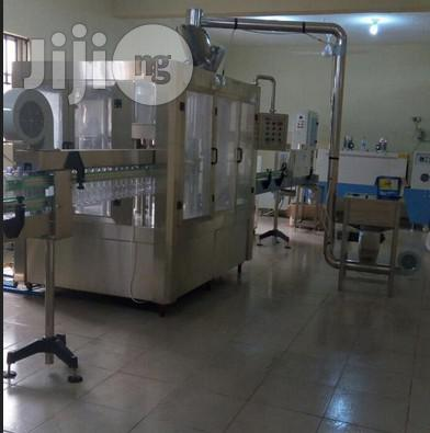 Archive: Table (Bottle) Water Fully Automatic Machine