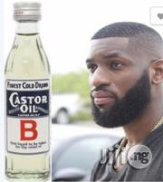 Castor Oil For Beard Growth - 70ml Free Delivery | Hair Beauty for sale in Abuja (FCT) State, Central Business District