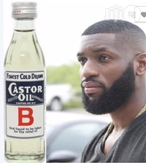 Castor Oil For Beard Growth - 70ml Free Delivery