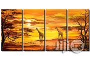 African Savannah Painting | Building & Trades Services for sale in Lagos State, Victoria Island