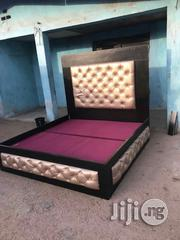 Upholstered Bedframe | Furniture for sale in Lagos State