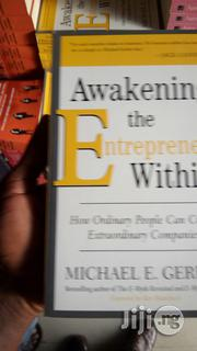 Awakening The Entreprenuer Within | Books & Games for sale in Lagos State, Yaba