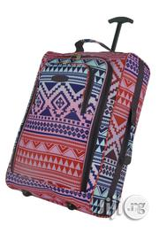 5cities Hand Luggage Cabin Bag With Trolley | Bags for sale in Lagos State, Ikeja
