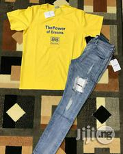 Balenciaga Jeans and Top | Clothing for sale in Lagos State, Ojo