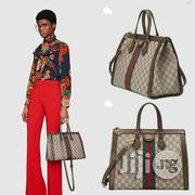 Gucci Ladies Authentic Leather Handbag | Bags for sale in Lagos State, Ojo