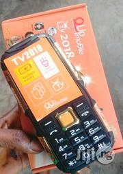 Qup Mobile TV 2018 Mini Black 512MB | Mobile Phones for sale in Lagos State, Apapa