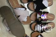 Quality Designer Flat Slippers | Shoes for sale in Lagos State, Surulere