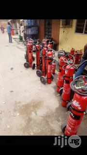 Servicing Of Fire Extinguisher | Safety Equipment for sale in Lagos State, Lagos Mainland