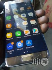Clean Unlocked USA Used Samsung Galaxy 7 Edge Gold 32Gb | Mobile Phones for sale in Lagos State, Ojo