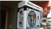 "Bianco 18 Inches Rechargeable Standing Fan ""Wholesale Only"" 