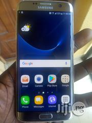 Unlocked Samsung Galaxy S7 Edge Silver 32Gb | Mobile Phones for sale in Lagos State, Ojo