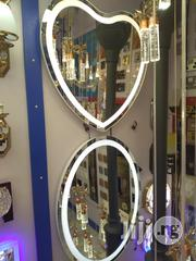 Supermax Consol Mirror With Light | Home Accessories for sale in Lagos State, Ojo