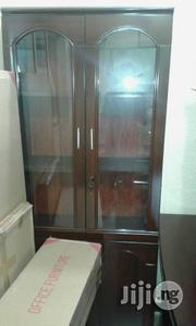 Imported Wooden 2 Doors Book Shelf. | Furniture for sale in Lagos State, Lekki Phase 2