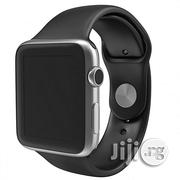 Smart Phone Watch With SIM Slot/ Push Message/ Phone Call | Smart Watches & Trackers for sale in Lagos State, Agboyi/Ketu