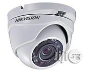 2MP Hikvision DS-2CE56D0T-IRP Turbo 1080p HD 2.8 Mm Dome Camera | Security & Surveillance for sale in Lagos State, Ikeja