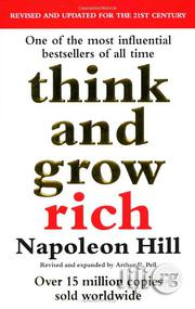 Think and Grow Rich ByNapoleon Hill | Books & Games for sale in Lagos State, Apapa