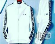 Versace Unisex Track Suit | Clothing for sale in Lagos State, Surulere