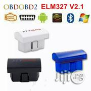 2018 Mini ELM 327 Bluetooth OBD2 Advanced Scanner | Vehicle Parts & Accessories for sale in Lagos State, Agege