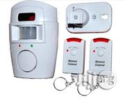 Wireless Motion Sensor Home Security Alarm Infrared Detector | Safety Equipment for sale in Lagos State, Lagos Mainland