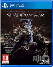 Middle Earth: Shadow Of War - PS4 | Video Games for sale in Lagos State, Surulere