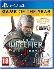 The Witcher 3: Wild Hunt (Game Of The Year Edition) - PS4 | Video Game Consoles for sale in Lagos State, Surulere