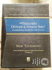 The Preacher's Outline And Sermon Bible   Books & Games for sale in Lagos State, Surulere