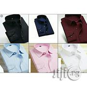 Fashion Six-In-One Men's Formal Plain Shirts - Multicolour | Clothing for sale in Ogun State, Ijebu Ode