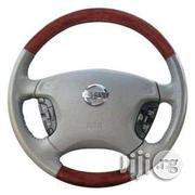 Nissan Altima 2002 Steering Wheel With Airbag | Vehicle Parts & Accessories for sale in Lagos State, Isolo