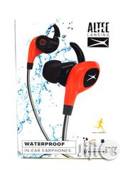 Altec Lansing MZX399-DR Sport In-ear Earphones (Deep Red) | Headphones for sale in Lagos State, Lagos Mainland