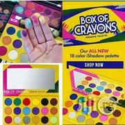 Box Of Crayon Eyeshadow Palette 18colours | Makeup for sale in Lagos State, Amuwo-Odofin