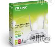 3G/4G! The Tl-mr3420 3G/4G Wireless N Router | Networking Products for sale in Lagos State, Ikeja