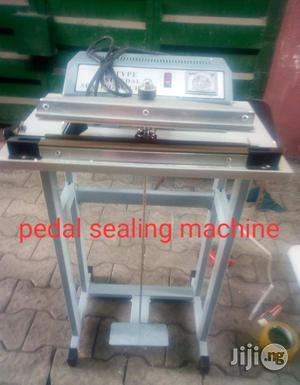 Brand New Commercial Nylon Sealing Machine