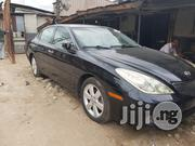 Super Clean Lexus Es330 2006 Black | Cars for sale in Lagos State, Surulere