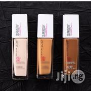 Maybelline Super Stay Full Coverage Foundation, | Makeup for sale in Lagos State, Lagos Mainland