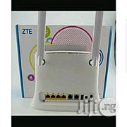 ZTE Mf283+ 4g Lte Wifi Router For All Network With Antenna | Networking Products for sale in Lagos State, Ikeja