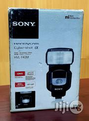 Sony Speedlite HVLF43M High Power Flash With Quick Shift Bounce | Accessories & Supplies for Electronics for sale in Lagos State, Ikeja