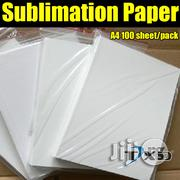 Top Quality A4 Dye Sublimation Transfer Paper | Stationery for sale in Lagos State, Ikeja