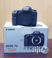 Canon DSLR Camera EOS 7D Body Only   Photo & Video Cameras for sale in Lagos State, Ikeja