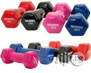 A Pair Of 2kg Dumbell (In Total 4kg) | Sports Equipment for sale in Lagos State, Surulere
