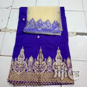 Purple Indian Georges   Clothing for sale in Lagos State, Yaba
