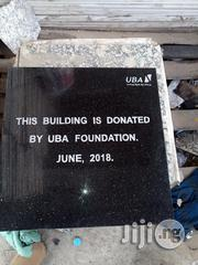 Marble,Granite Engraving | Building Materials for sale in Lagos State, Orile